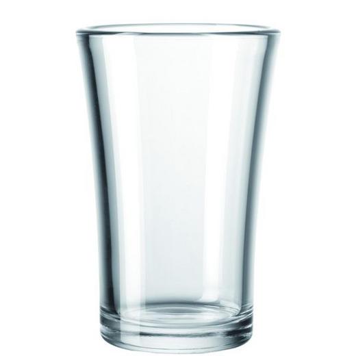 VASE - Klar, Basics, Glas (14/22cm) - LEONARDO