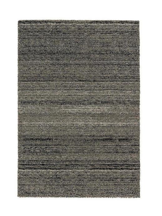 WEBTEPPICH  140/200 cm  Anthrazit - Anthrazit, Basics, Textil (140/200cm) - Novel