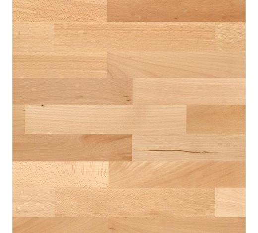 Parkett Schiffsboden Buche  per  m² - Buchefarben, KONVENTIONELL, Holz (108/18,5/1,15cm) - Venda