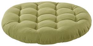 SITZKISSEN Grün 40 cm - Grün, Design, Textil (40cm) - BOXXX