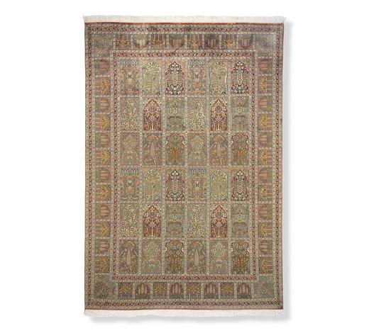 ORIENTTEPPICH 125/185 cm - Multicolor, LIFESTYLE, Weitere Naturmaterialien (125/185cm) - Esposa