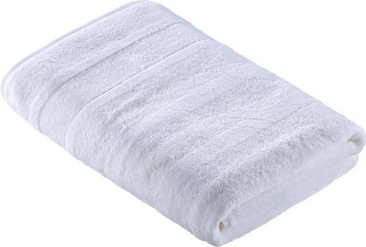DUSCHTUCH 80/160 cm - Weiß, Basics, Textil (80/160cm) - CAWOE