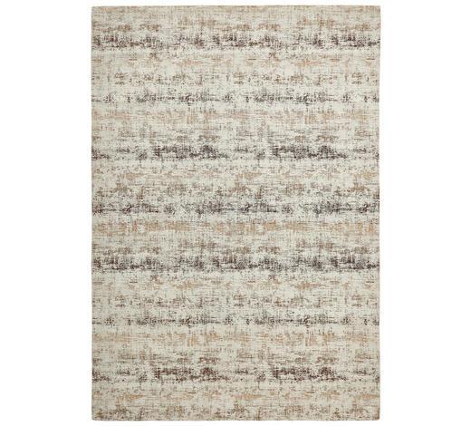 FLACHWEBETEPPICH - Beige/Braun, KONVENTIONELL, Textil (160/230cm) - Novel