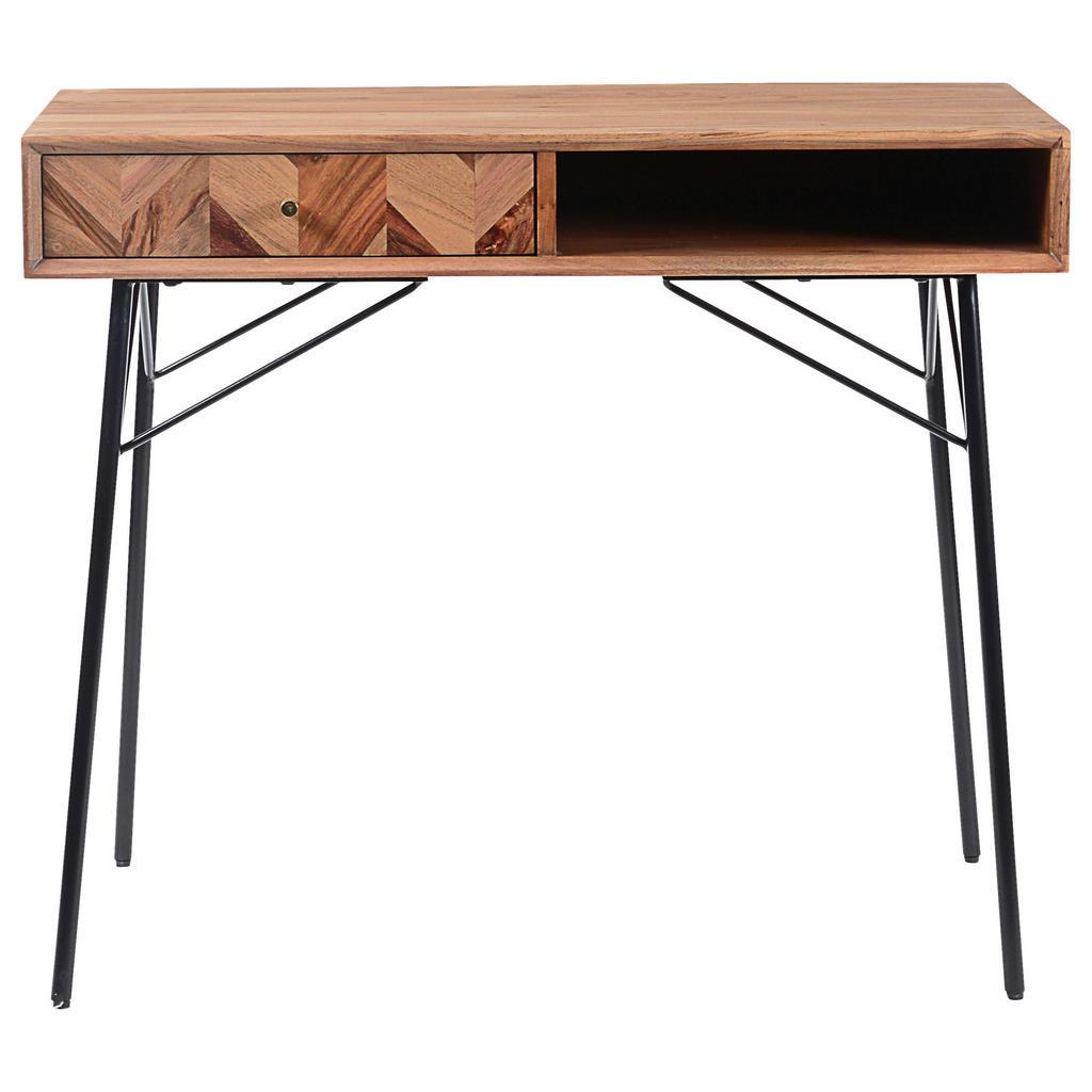 Ambia Home Schreibtisch akazie