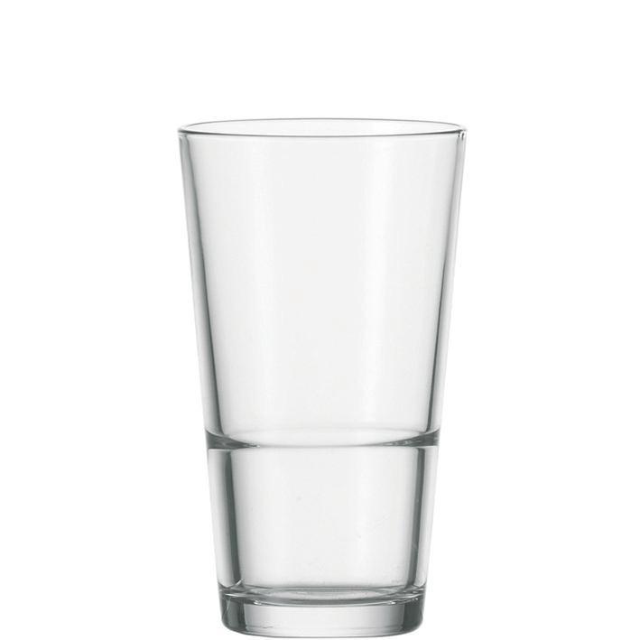 KOZAREC EVENT 330 ML - prozorna, Konvencionalno, steklo (7.7/13cm) - LEONARDO