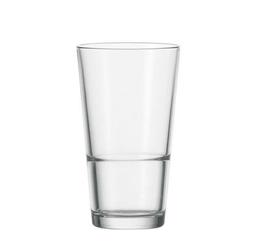 SKLENIČKA - čiré, Basics, sklo (7.7/13cm) - Leonardo