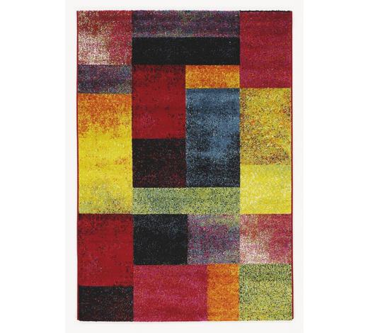 WEBTEPPICH - Multicolor, Design, Textil (65/130cm) - Novel