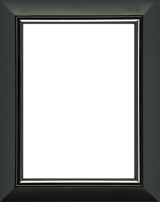BILDERRAHMEN in Anthrazit - Anthrazit, LIFESTYLE, Glas/Kunststoff (45/35/2cm)