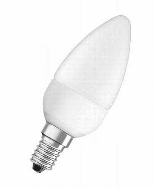 LED-LEUCHTMITTEL  E14 3,6 W - OSRAM