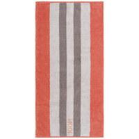 HANDTUCH 50/100 cm - Hellgrau/Orange, Design, Textil (50/100cm) - Joop!