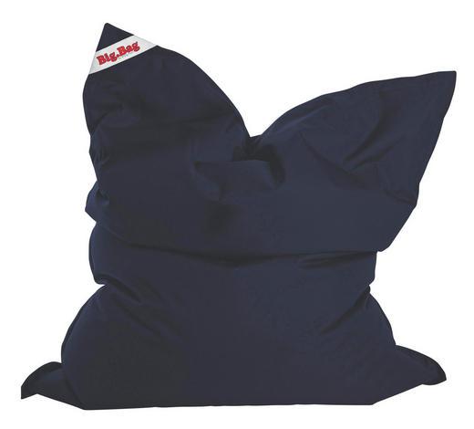 SITZSACK Blau - Blau, Design, Textil (125/155cm) - Carryhome