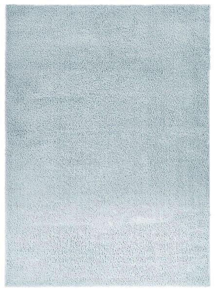 WEBTEPPICH  120/170 cm  Hellblau - Hellblau, Textil (120/170cm) - Novel
