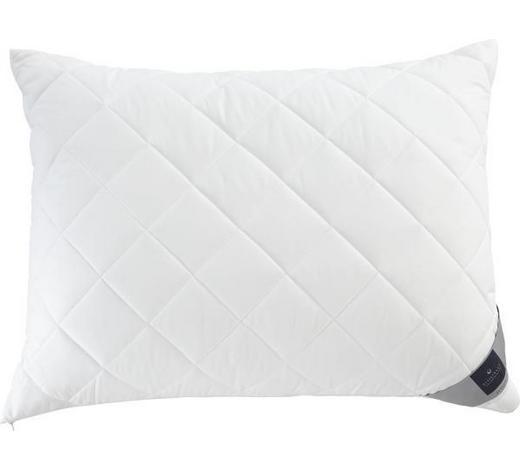 KOPFPOLSTER 60/80 cm - Weiß, Basics, Textil (60/80cm) - Billerbeck