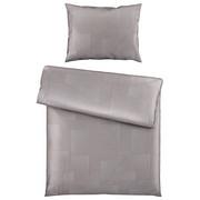 BETTWÄSCHE 140/200 cm - Grau, KONVENTIONELL, Textil (140/200cm) - Estella