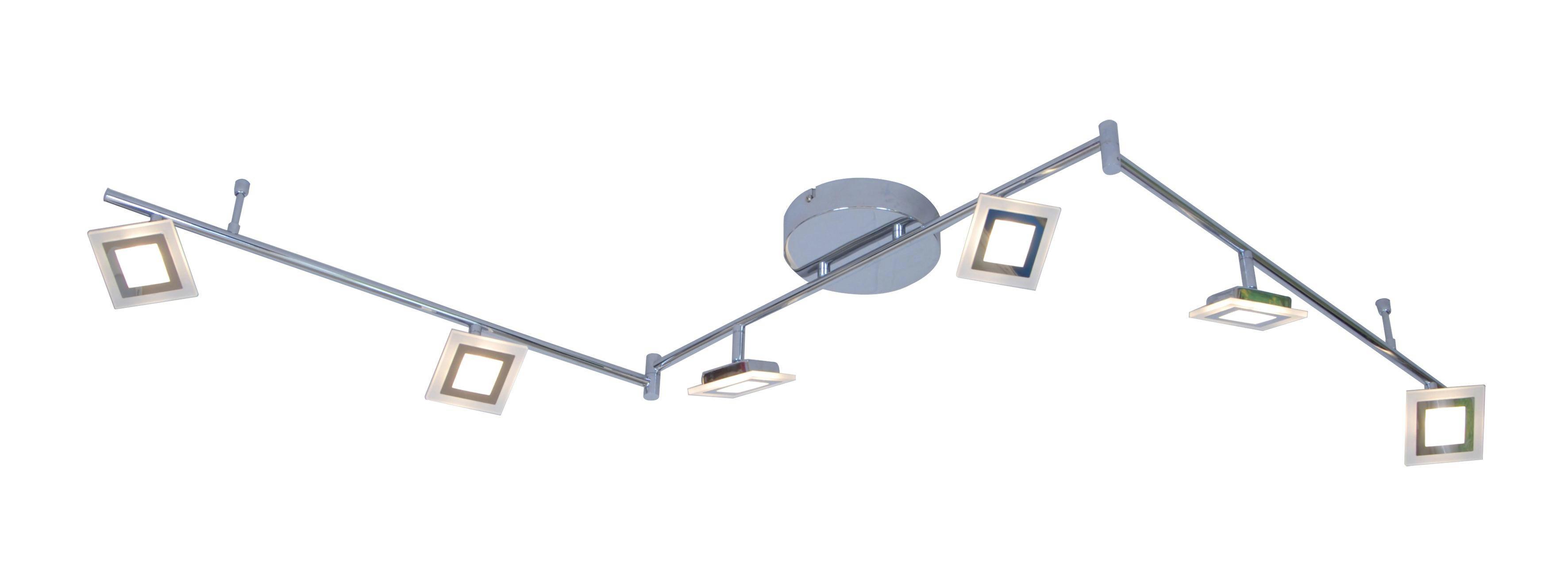 LED-STRAHLER - Design, Kunststoff/Metall (180/14,5/15,5cm)