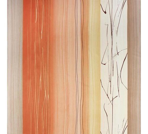 DEKOSTOFF per lfm Verdunkelung - Gelb/Orange, KONVENTIONELL, Textil (145cm) - Esposa