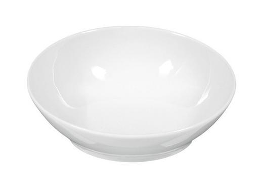 SCHALE Keramik Porzellan - Weiß, Basics, Keramik (11cm) - Seltmann Weiden