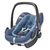 Babyschale Pebble Plus  Pebble Plus  - Blau/Hellgrau, Basics, Kunststoff/Textil (44/56/67cm) - Maxi-Cosi