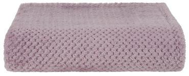 Kuscheldecke Belinda - Lila, ROMANTIK / LANDHAUS, Textil (130/170cm) - James Wood