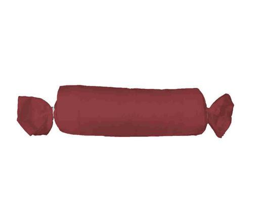 NACKENROLLENBEZUG 15/40 cm - Bordeaux, Basics, Textil (15/40cm) - Fussenegger