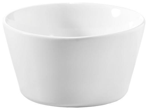 AUFLAUFFORM 11 CM Keramik Porzellan - Weiß, Basics, Keramik (11,5cm) - Homeware Profession.