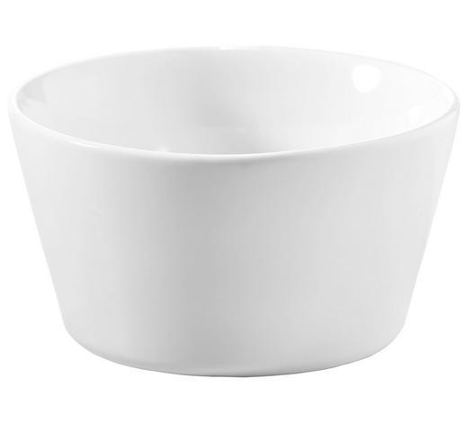 MISKA ZAPÉKACÍ, porcelán,  - bílá, Basics, keramika (11,5cm) - Homeware Profession.