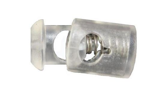 FEINFESTSTELLER - Klar, Basics, Kunststoff/Metall (0.8/1.2cm) - Homeware