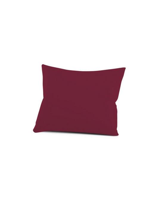 KISSENHÜLLE - Bordeaux, Basics, Textil (40 60 cm) - Schlafgut