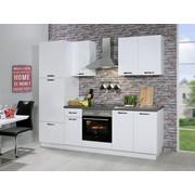 KUHINJSKI BLOK - bijela, Moderno, drvni materijal (240cm) - Boxxx