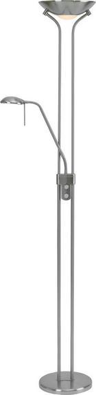 LAMPA STOJACÍ - Konvenční, kov/sklo (25.5/180cm) - BOXXX