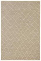 OUTDOORTEPPICH - Beige, KONVENTIONELL, Textil (77/150cm) - Novel