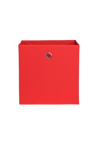ZLOŽLJIV ZABOJ 1187 - rdeča, Design, tekstil (32/32/32cm) - Carryhome