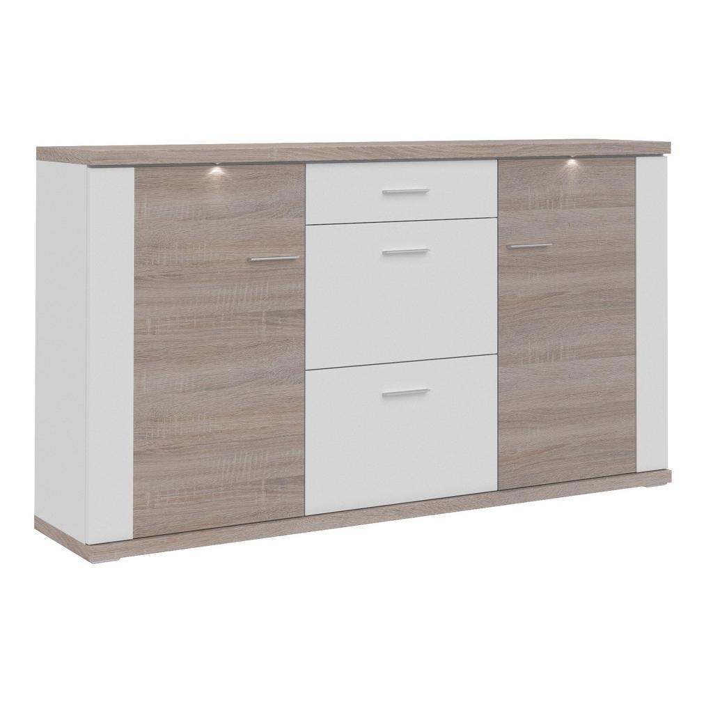 Xora Sideboard weiß