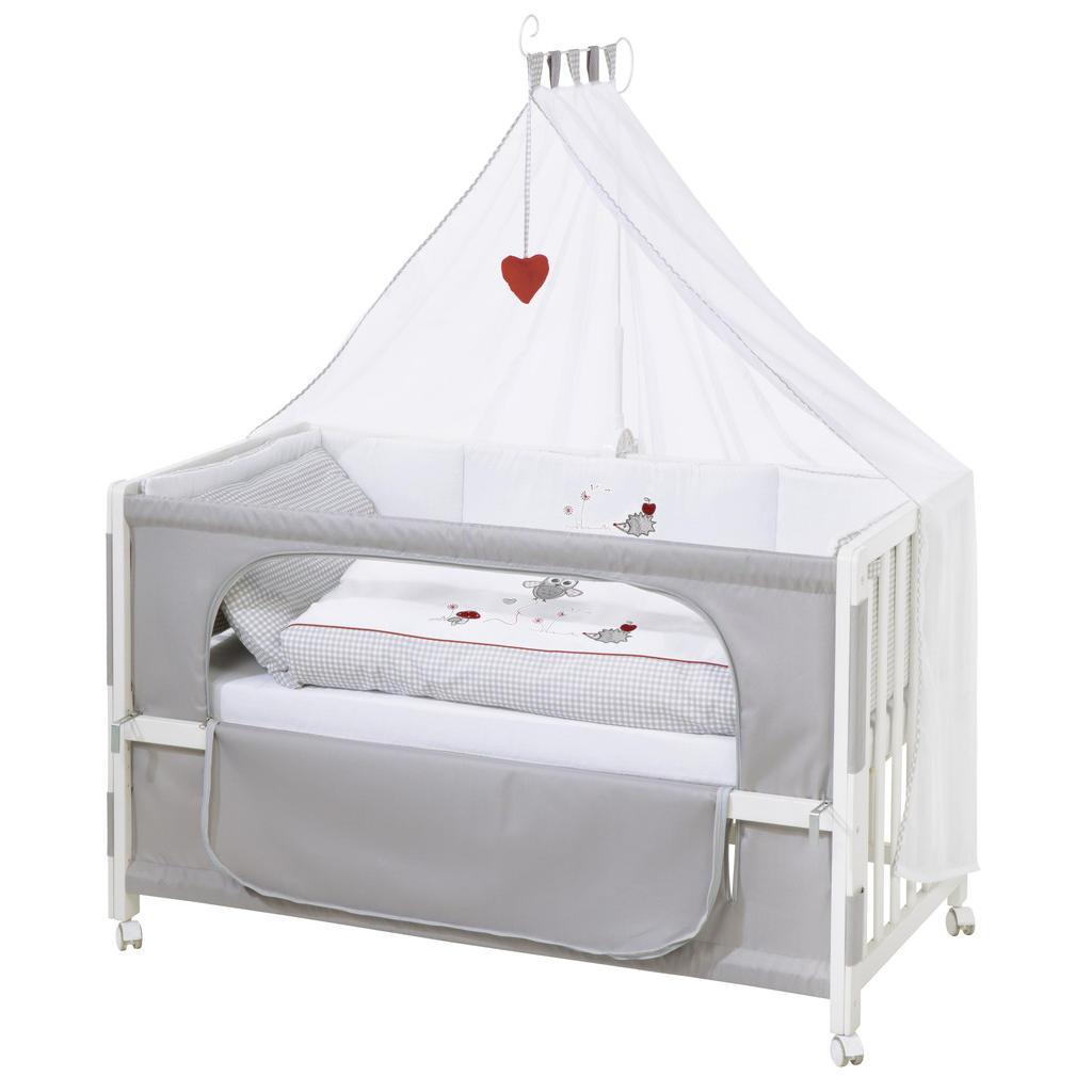 Roba Gitterbett-Komplettset Room Bed Adam & Eule