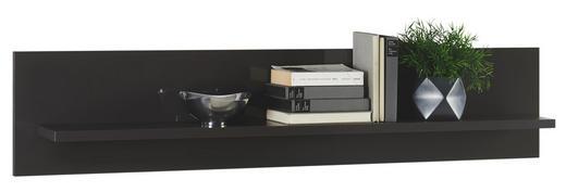 WANDBOARD in 139/29/18 cm Anthrazit - Anthrazit, Design, Holzwerkstoff (139/29/18cm) - Carryhome