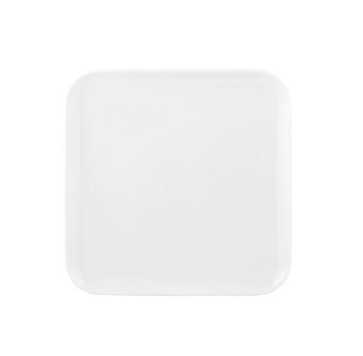 SERVIERPLATTE - Weiß, Basics, Keramik (24/24cm) - Seltmann Weiden