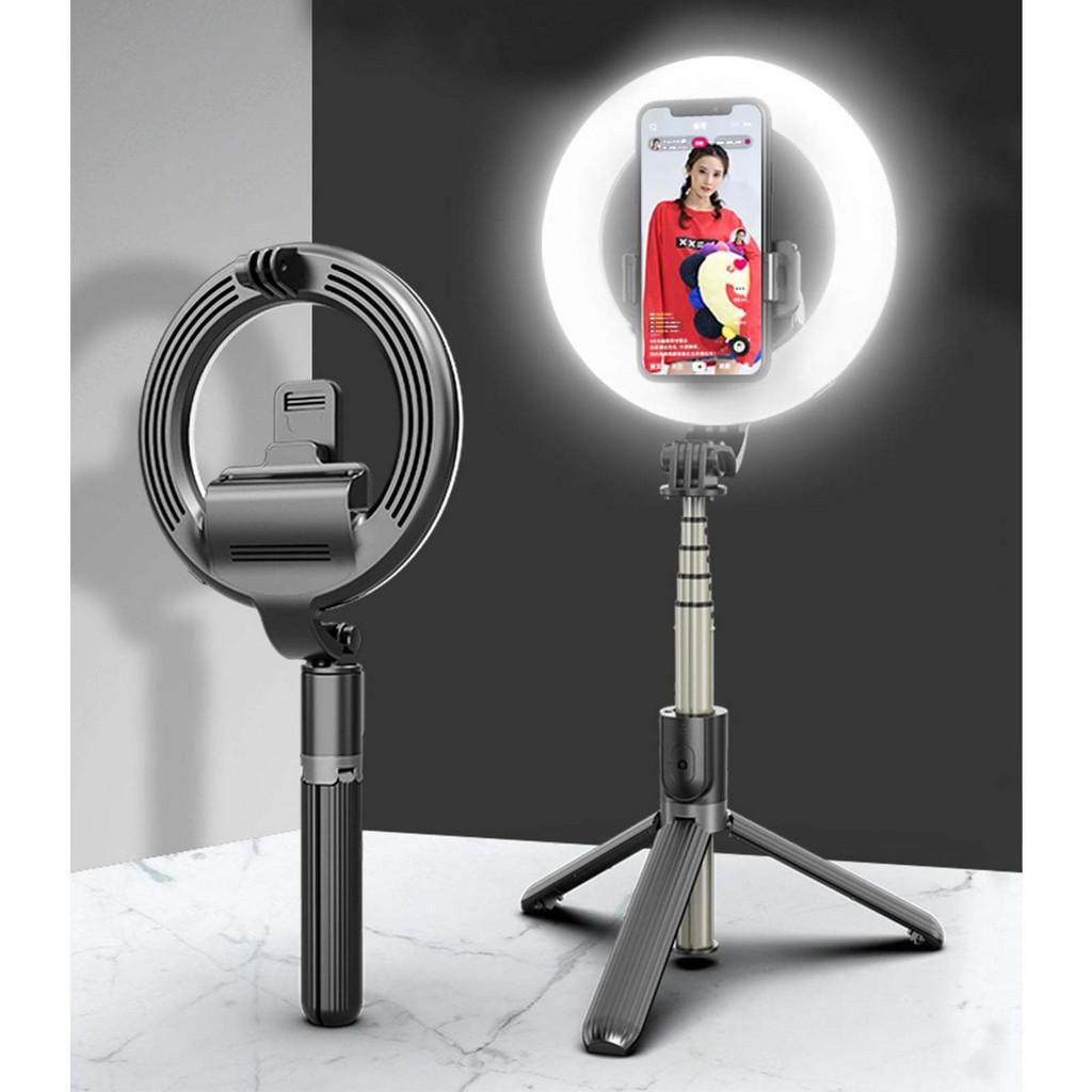 Ringlicht Selfie-Stick