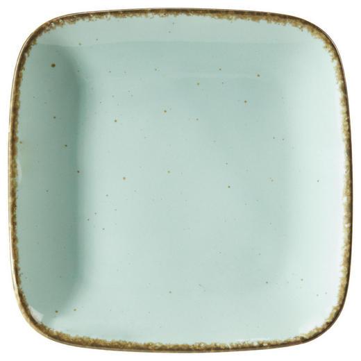 TELLER 14/14 cm - Hellblau, Trend, Keramik (14/14cm) - Ritzenhoff Breker