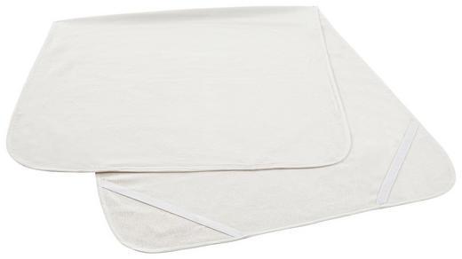 MATRATZENSCHUTZ  90/120 cm - Weiß, Basics, Textil (90/120cm) - Sleeptex