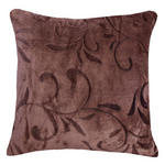 Zierkissen Karoline - Braun, ROMANTIK / LANDHAUS, Textil (45/45cm) - James Wood