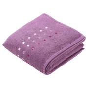 HANDDUK - pink, Klassisk, textil (50/100cm) - Esposa