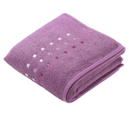 Handtuch 50/100 cm  - Pink, Konventionell, Textil (50/100cm) - Esposa