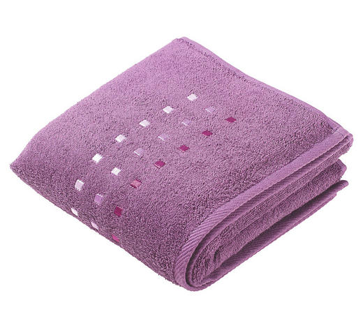 RUČNÍK - pink, Konvenční, textil (50/100cm) - Esposa