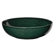 Krožnik za testenine saisons - zelena, Basics, keramika (21/5,5cm)