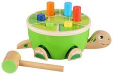 Klopfbank - Multicolor, Basics, Holz/Kunststoff (25,6/10,9cm) - My Baby Lou
