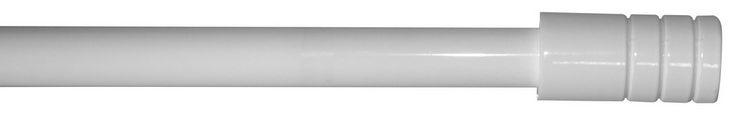 SET KARNIŠE - bijela, Design, metal (240cm) - Homeware