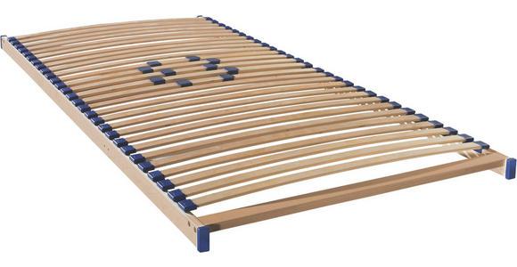 LATTENROST 140/200 cm  - Birkefarben, Basics, Holz (140/200cm) - Sleeptex
