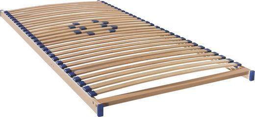 LATTENROST 140/200/ cm - Birkefarben, Basics, Holz (140/200/cm) - Sleeptex