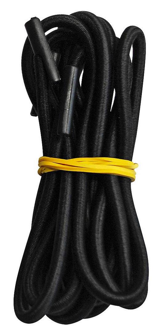 SCHNURZUGSET - Schwarz, Basics, Textil