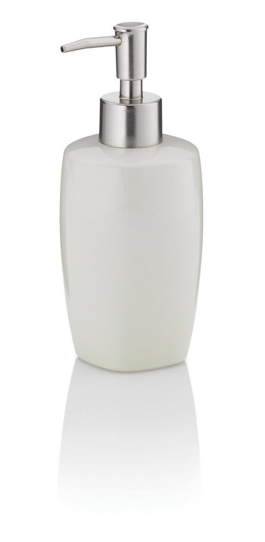 SEIFENSPENDER - Beige, KONVENTIONELL, Keramik (7/18cm)